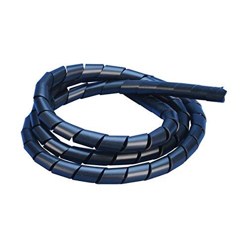 Erico spirflex-i22Polyethylen schwarz Kabelbinder–Satellitenempfängers (2,5cm)