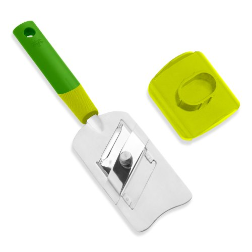 Cooks Tools Swiss (KUHN RIKON 22332 Küchenhelfer Zubehör farbig Cooks' Tools Gemüsehobel grün)