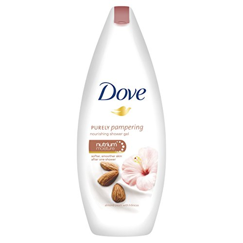 Dove Purely Pampering Almond Body Wash, 250ml