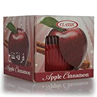 Classic Apple and Cinnamon Scented Candle