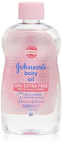 Johnson's Baby - Oil - Aceite para masaje - 300 ml