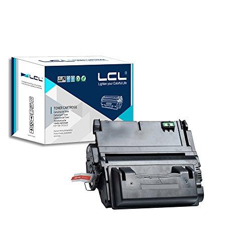 Preisvergleich Produktbild LCL(TM) 42A 42X Q5942A Q5942X Q1339A Q5945A 20000Seiten (1-Stück, Schwarz)Toner kompatibel für HP LaserJet 4200/4300/4250/4350/4345 Series
