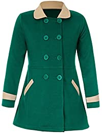 Naughty Ninos Girl's Trench Regular fit Jacket