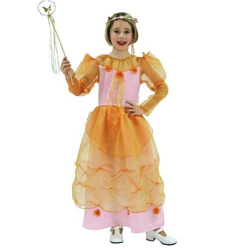 nd Mädchen Kinder Kostüm Gr 140 (Blumenkind Junge Kostüme)