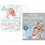 Holly Willoughby and Lucy Atkins Collection 2 Books Bundles - Truly Happy Baby ... It Worked for Me,First-Time Parent