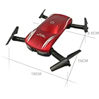 Mini RC Quadcopter,Y56 X185 2.4G 4CH Pocket Drone With HD Camera WIFI FPV RC Quadcopter - Compare prices on radiocontrollers.eu