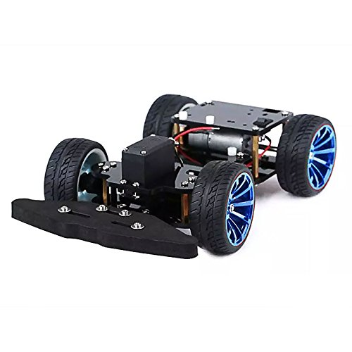4WD RC Smart Car Chassis