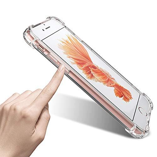 GANAN - Funda iPhone 7 Plus/ 8 Plus [Ultra Hybrid]