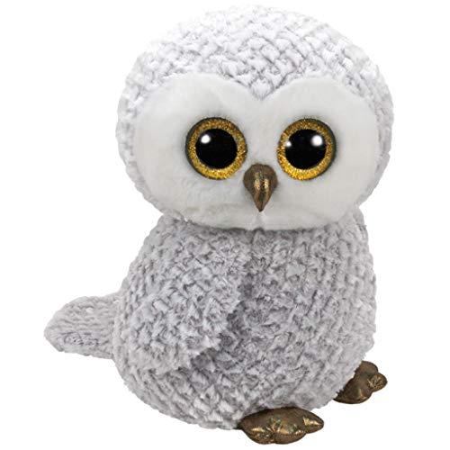 """Beanie Boo Owl - Owlette - White - 42cm 16"""""""
