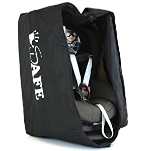 iSafe Universal Car Seat Travel Bag   6