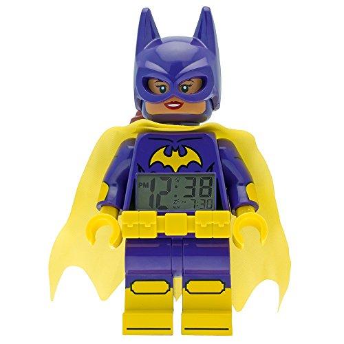 LEGO–Despertador Lego The Batman Movie–Batgirl–niño