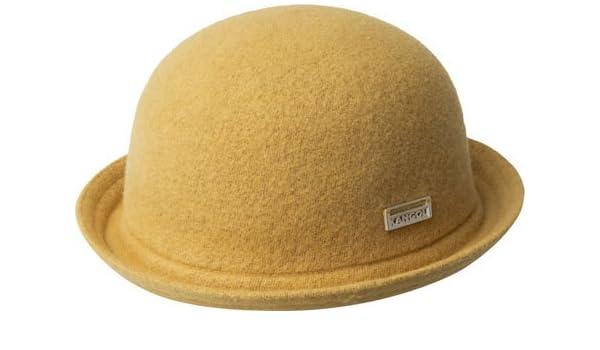 mejor selección venta de bajo precio Moda Kangol Men's Wool Bombin, Amarillo, Small: Amazon.in ...