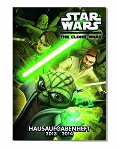 The Clone Wars / Star Wars Hausaufgabenheft 2013 / 2014