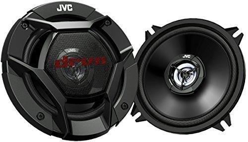 JVC CS-DR520 - Altavoces para coche (De 2 vías, 85 - 25000 Hz, Neodimio, Ferrita, Pasivo)