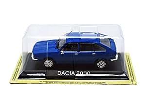 Promocar - Pro10095 - Véhicule Miniature - Modèle À L'échelle - Renault R20 - Dacia 2000 - Echelle 1/ 43
