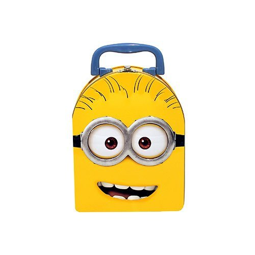 Despicable Me Lunch Tin Minion Dome Tin Lunch Box (PHIL) by Despicable Me Minion