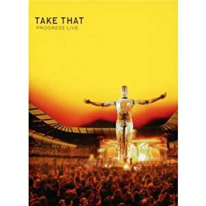 Take That - Progress Live Limited DigiPack Edition [Limited Edition] [2 DVDs]