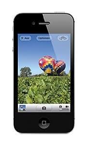 Apple iPhone 4S Smartphone (8,9 cm (3,5 Zoll) Touchscreen Display, 8 Megapixel Kamera, 16GB, UMTS, iOS 5) schwarz