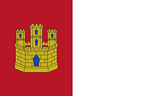 Drapeau de Castille-La Manche 100x 150cm