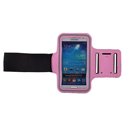 ETS , Borsone  nero argento HTC One Mini 2 Pink