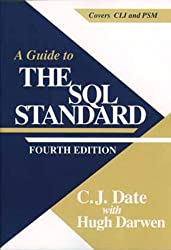 A Guide to SQL Standard
