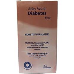 AtlasHome Test Diabetes (Schnelltest zur Früherkennung)