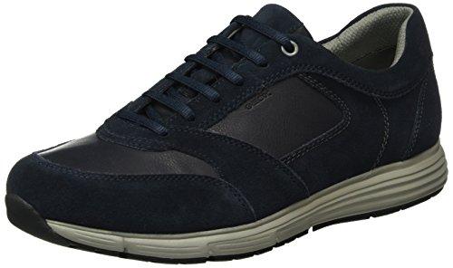 Geox Herren Uomo Dynamic D Sneakers Blau (Navyc4002)