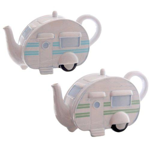 Teekanne Wohnwagen