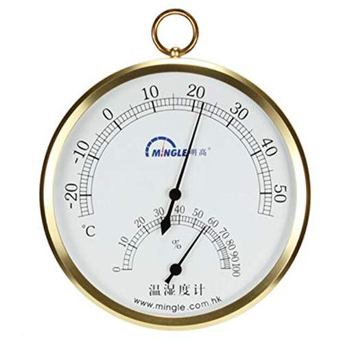 Higrometro Digital Termometro Higrometro Digital Relojes Jardin Hogar Medidor De Temperatura Y Humedad...