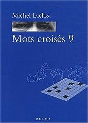 Mots croisés, tome 9