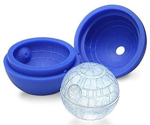 Star Wars bandeja de hielo de silicio Estrella de la Muerte (Productos de...
