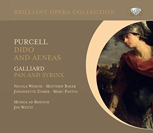Brilliant Opera Collection: Dido and Aeneas/Pan a -