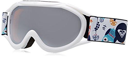 roxy-loola-20-mascara-de-nieve-board-para-nina-multicolor-little-owl-bright-white-talla-unica