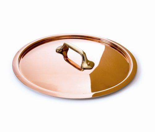 Unbekannt Mauviel M'Tradition 2165.32 Deckel 32cm Mtradition Bronze