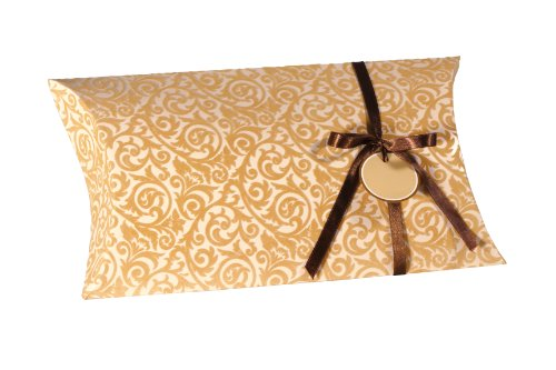 sigel-pb006-grosse-pillowbox-35-x-19-x-6-cm-mit-beflockung-inkl-geschenkband-und-anhanger
