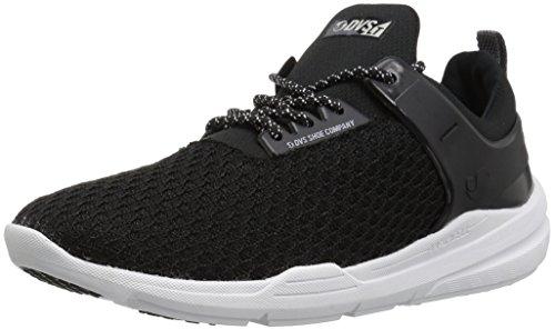 nero Lt Uomo Cinch Dvs Shoes Nero Rete Sneaker