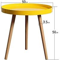 Tavolini Cucina Bassi itGiallo TavoliniCasa Tavoli E Amazon E9DWHI2