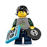 LEGO Minifigures Series 8 - DJ (opened)