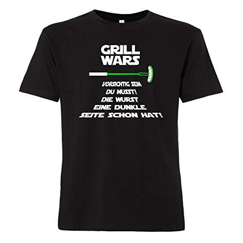ars - Herren T-Shirt Schwarz 3XL ()