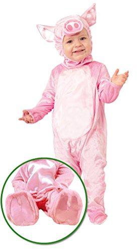 Ferkel Kostüm Kleinkind 6-12 Monate