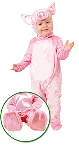 Ferkel Kostüm Kleinkind 6-12 (Kleinkind Ferkel Kostüme)