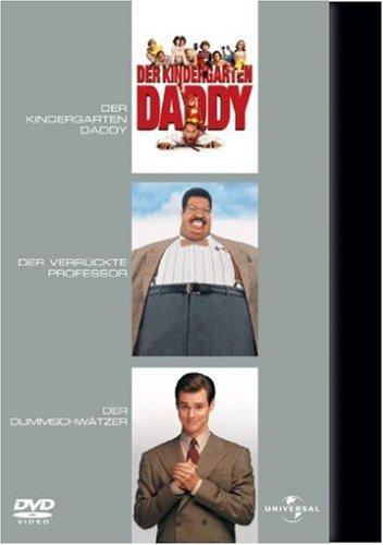 Bild von Kindergarten Daddy / Der verrückte Professor / Der Dummschwätzer [Limited Edition] [3 DVDs]