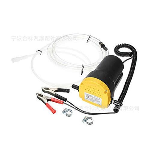 HERCHR Auto 12 V Elektrische Pumpe Automatik Diesel Pumpe schwarz