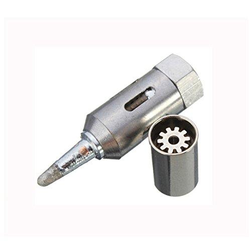 ür Gas Butan Blow Fackel Solder Iron ()