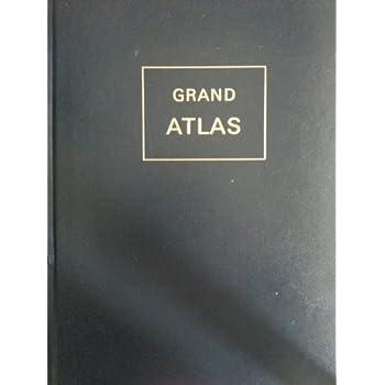 GRAND ATLAS BORDAS - edition 94    (Ancienne Edition)