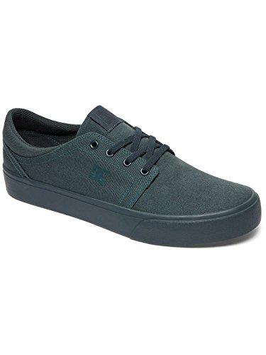 DC Shoes Trase Tx, Baskets mode homme Vert - Deep Jungle