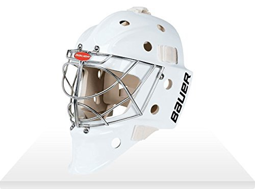 BAUER goal mask 961/non. cert. cat eye senior