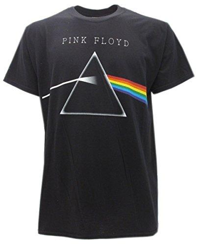 t-shirt NERA PINK FLOYD-Dark side of the moon - maglietta originale -spedita da T-shirteria- XS S M L XL
