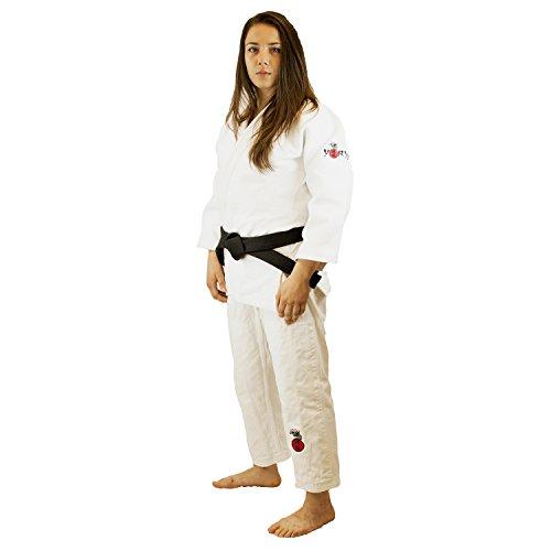 Judogi yoryu competition 3.0 750 gr. bianco (165)