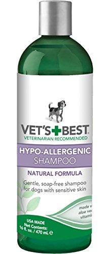 VET´S BESTHypo Allergen Shampoo für Hunde 470  ml Tick Shampoo